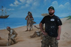DSC_0808 (Kurt Christensen) Tags: art beach painting mural surf thrust gilgobeach gilgo