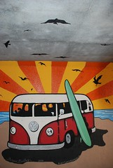 DSC_0846 (Kurt Christensen) Tags: art beach painting mural surf thrust gilgobeach gilgo