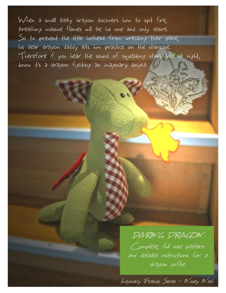Frontpage Daring Dragon pattern