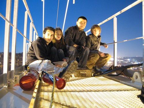 RPI Crane Climbers