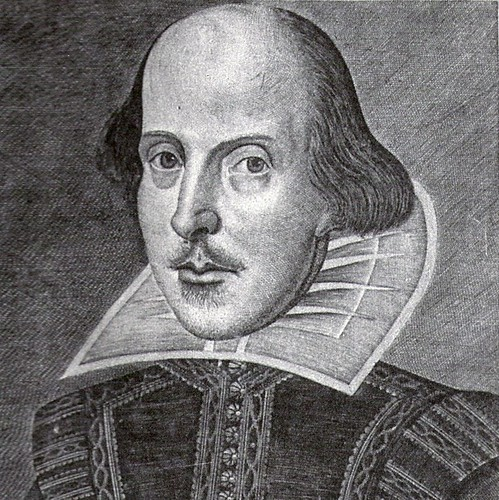 William Shakespeare Flickr: tonynetone