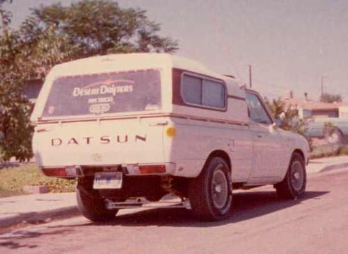 BD 1973 Datsun 620 -01