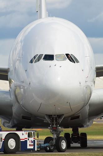 A380 - Head Shot