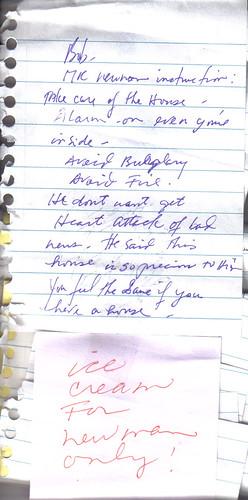 Bob's notes 1