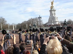 Changing Guard