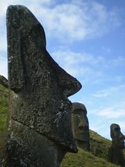 Rano Raraku (Tukiblu) Tags: moai rapanui isladepascua ranoraraku
