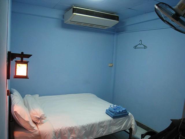 Hotel room on Phuket