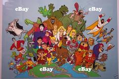 Hanna Barbera & Ruby-Spears (slappy427) Tags: group godzilla pacman spaceghost scoobydoo herculoids groupshot ensemble smurfs bunnicula littlerascals muttley plasticman captaincaveman bananasplits thundarrthebarbarian goldiegold heathcliff dingbat hannabarbera richierich penelopepitstop topcat dynomutt fangface atomant monchichis shirttales godzooky trollkins drakpack rubyspears