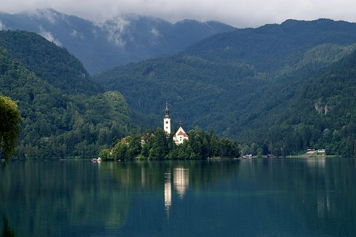 "Bled Island and Assumption of Mary Pilgrimage Chapel • <a style=""font-size:0.8em;"" href=""http://www.flickr.com/photos/26679841@N00/2785441050/"" target=""_blank"">View on Flickr</a>"