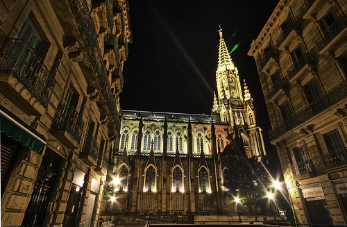 Catedral de San Sebastian Vista lateral by GustavoCba