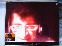 Marco su Skype