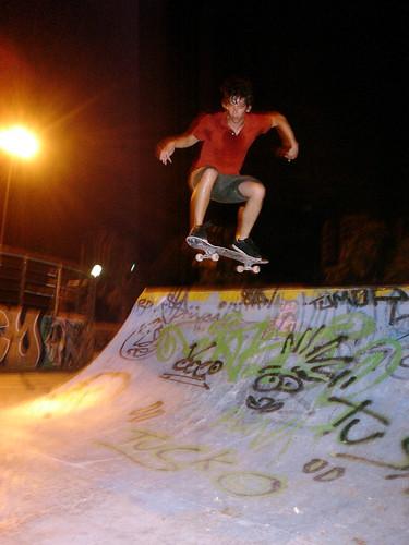 Spine Transfer, Valencia