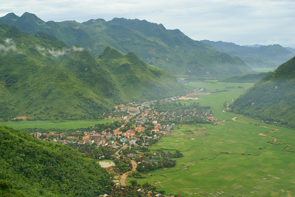 Mai Chau by grooble, on Flickr