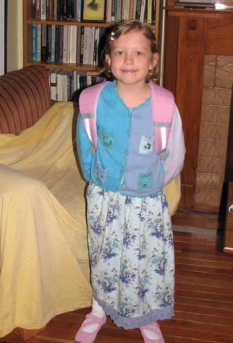 First day of grade 2