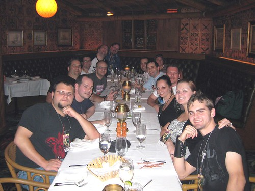 The Unique Geek Dinner