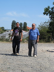 Nephew Ali and brother Raif, Polyanovo, Bulgaria (ali eminov) Tags: villages ali bulgaria raif bulgaristan polyanovo markomale villagesinbulgaria