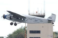 N8407-5 (PHLAIRLINE.COM) Tags: ford plane aviation flight airline planes eaa trenton bizjet ttn trimotor 4ate trentonmercerairport