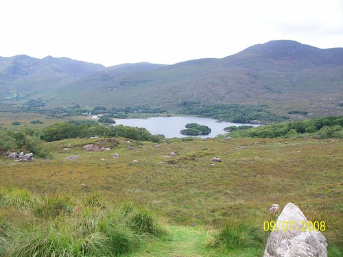 Ireland - Ring of Kerry - Ladies View