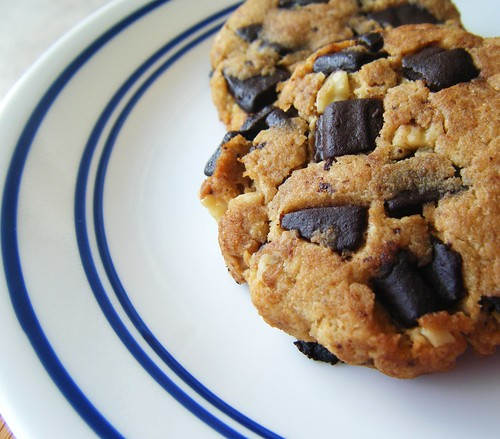Healthy Chocolate Chip Cookies, 2