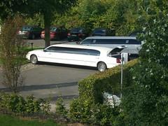 Limos #5 (Sren Hugger Mller) Tags: denmark limo stretch lincoln danmark limousine aalborg lincolntowncar