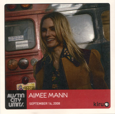 ACL Program - Aimee Mann