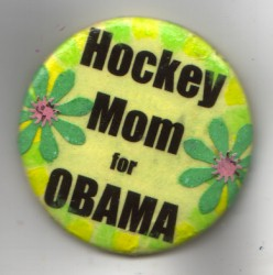 Hockey Mom for Obama
