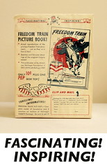 Freedom Train (mattski) Tags: vancouver richter capitalist gerhard realism sigmarpolke gerhardrichter cerealbox realismus polke freedomtrain sigmar capitalistrealism kapitalistischen kapitalistischenrealismus