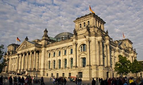 The German Reichstag