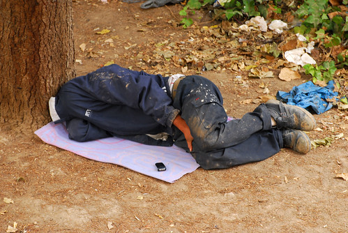 La siesta del ferrallista