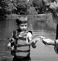 Father/Son Fishin'