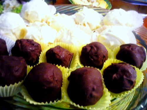 Assorted Bon Bons 1 by Delicious Desserts.