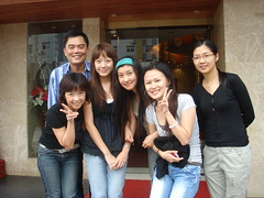 HIE gals... eh... (Silly Jilly) Tags: china nanjing 小廚娘