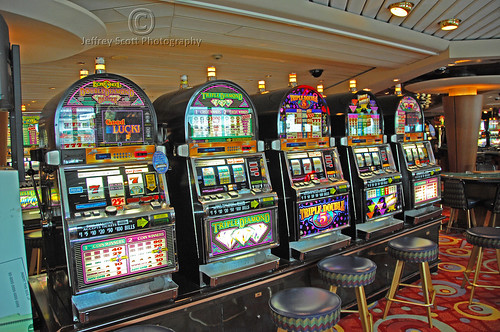 Cruise Ship Slot Machines by thejeffreywscott