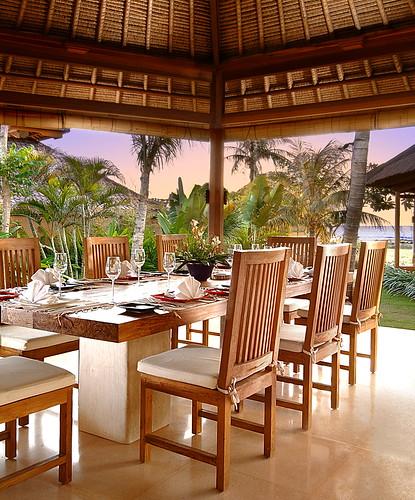 Villa Tanju - Dining
