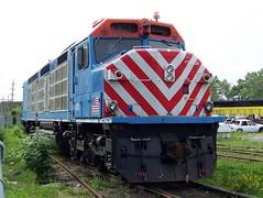 Metra 610 (Robby Gragg) Tags: metra 610 nre f40c dixmoor