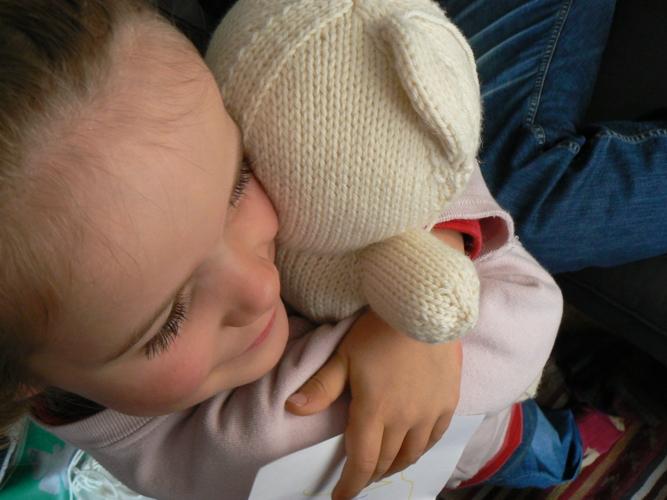 huggability test