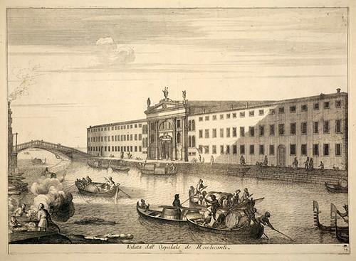 006- Vista del Hospital de los mendigos