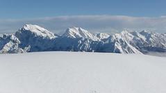 montagne d'Alaska?!? (gabrieli_a) Tags: snow alaska powder neve montagna scialpinismo sci dolomites belluno dolomiti skialp nubi serva
