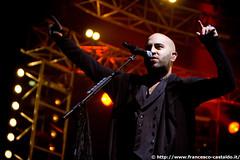 Giuliano Sangiorgi ([devu]) Tags: music rock concert tour live milano stage concerto giuliano assago lafinestra negramaro datchforum giulianosangiorgi lastfm:event=777584
