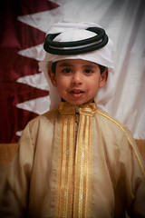 (Jaz Q6r) Tags: kid child flag mohamed qatar mohd    m7md qatari   jazq6r
