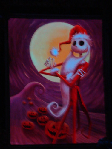 Haunted Mansion Holiday: Jack Portrait by CrimsonGypsy1313