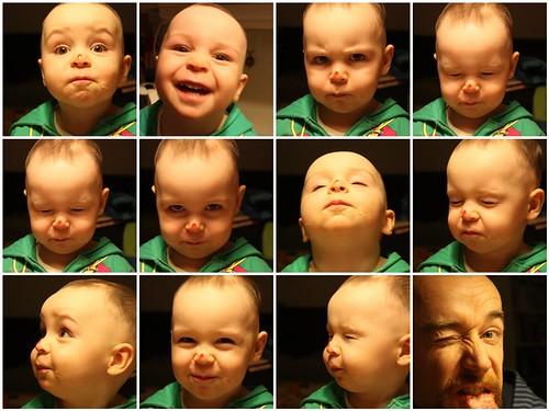 Die vielen Gesichter des Mauzie B./ Manny Faces of Mauzie B.