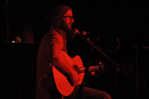 William Fitzsimmons live in Hamburg