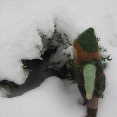 gnomey homey (haddy2dogs) Tags: gnome waldorf etsy