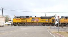 UP 11 22 Dec 2008 (Ivan S. Abrams) Tags: railroad arizona chicago phoenix up train losangeles illinois nikon nebraska tucson railway trains unionpacific railways railroads e9 e8 smrgsbord uprr sd402 sw