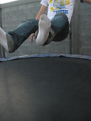 @ the trampoline (tatirijillo) Tags: wall mxico fence belt jump ipod brothers trampoline friday funnyfaces coahuila saltillo clumsy slw afternoonsaltillosaltillo funnysaltillo