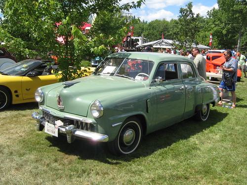1940 Studebaker Champion Coupe