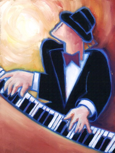 Jazz, Blues Piano Lessons