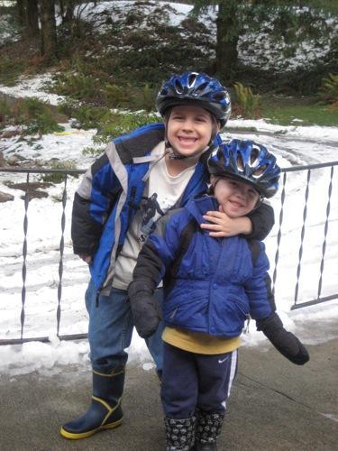 New bicycle helmets