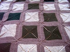 square target blanket